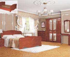 Спальный гарнитур «Натали» МДФ